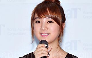前Wonder Girls成员惠林 7月嫁跆拳道选手