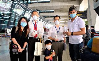 印度企業家送家人搭專機赴台 因台灣最安全