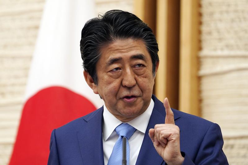 安倍:日本將接收香港金融界精英