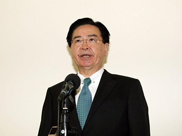 中華民國外交部長吳釗燮,資料照。(中央社)
