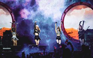BLACKPINK東京巨蛋演唱會DVD獲公信榜冠軍