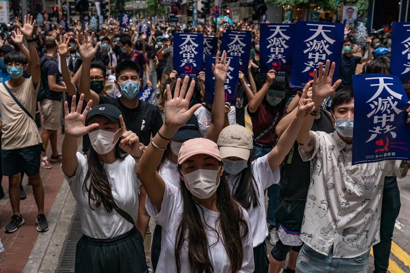 香港不再享高度自治 美或暫停港特惠關稅