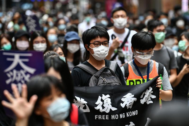 允許更多港人移民 台灣總統府:歡迎申請