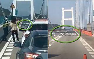 广东虎门大桥异常抖动 专家忧结构已损