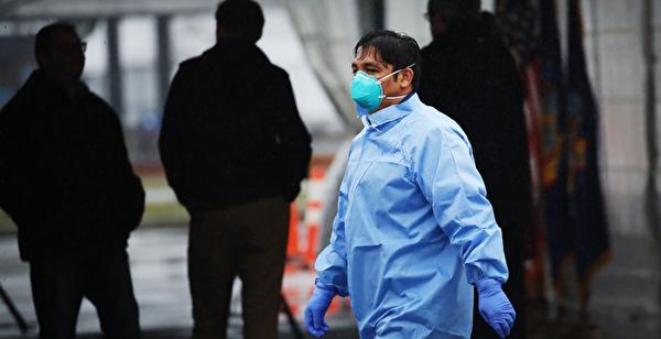 中共病毒患者若复阳,可能是体内在排出死亡细胞,也有可能是真的复发。(Spencer Platt/Getty Images)