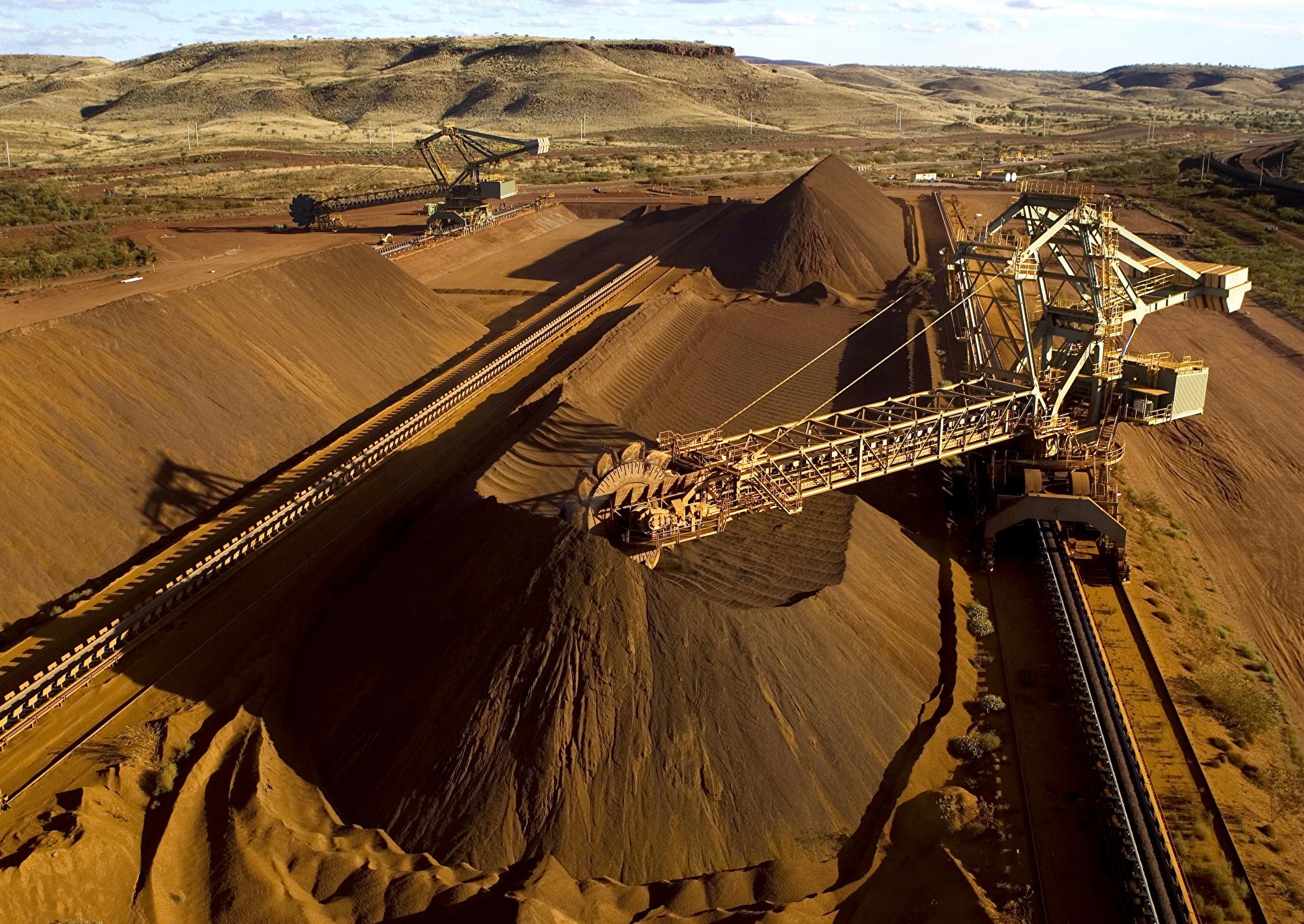 中共突改海關檢驗規則 澳礦石出口或受刁難