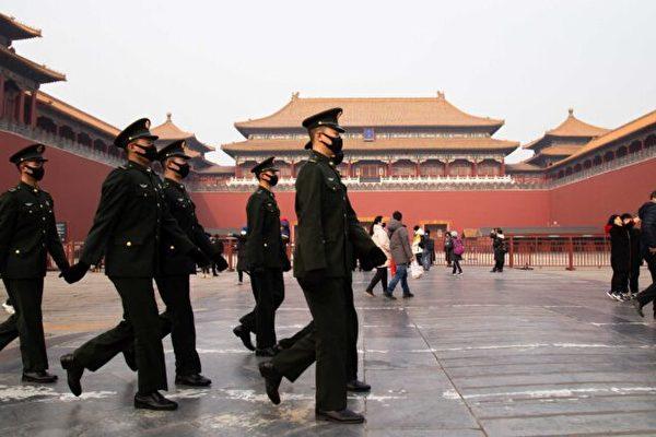 北京, 公安