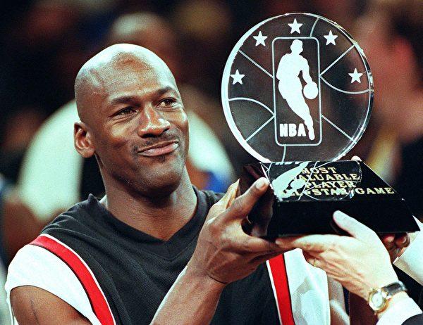 迈克尔·乔丹(Michael Jordan)