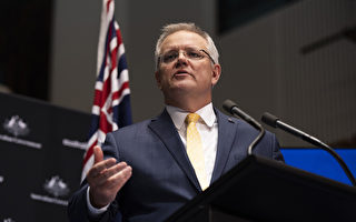 澳总理致信G20领袖 推动中共病毒国际调查
