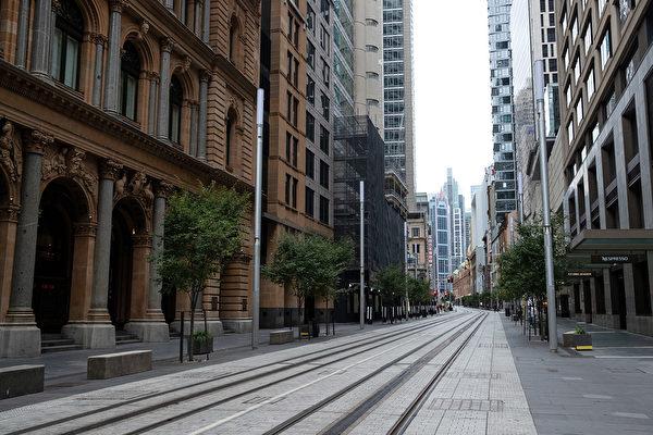 悉尼市中心George大街
