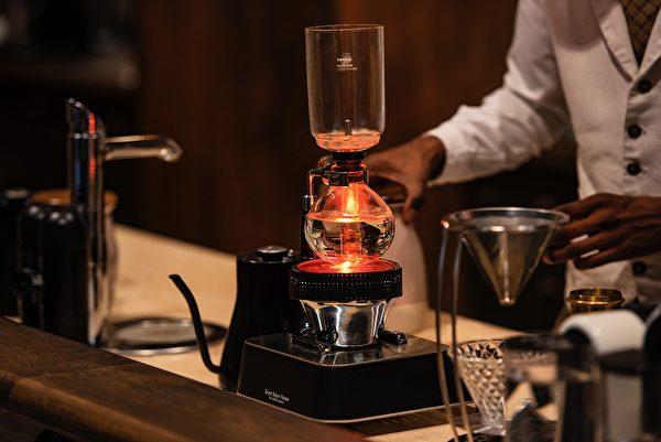 虹吸式咖啡壶, Siphon, Syphon