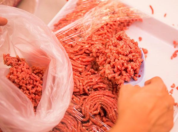 ground beef, 牛绞肉