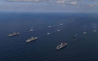 沈舟:白宮對華戰略報告評估中共的安全挑戰