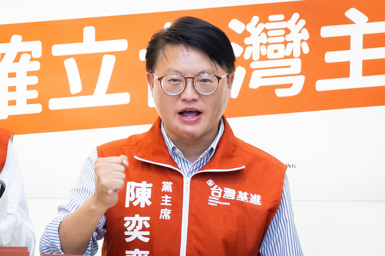 台基進黨主席:美大選暴露媒體腐敗崩壞