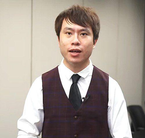民主黨立法會議員鄺俊宇。(大紀元)
