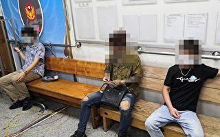 外籍移工中坜火车站前闹事 逾期居留还报假名