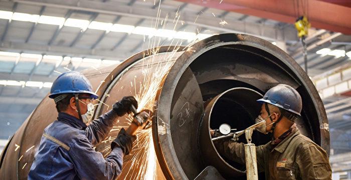 中国共产党声称其经济增长了18.3%。 外国媒体:故事只讲了一半| 经济增长|  GDP | 前三个月