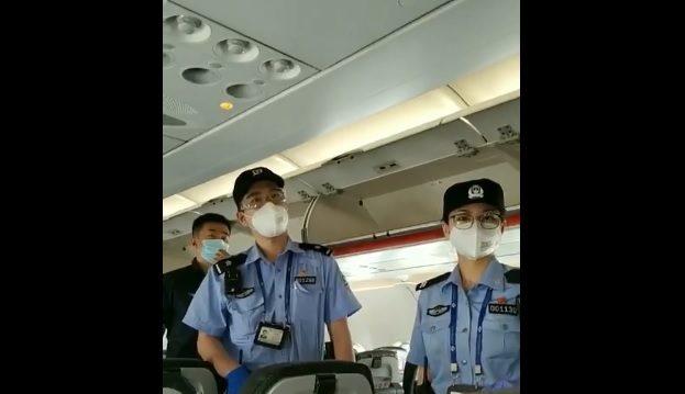 兩會期間 重慶兩母女搭機上訪 機場上遭攔截