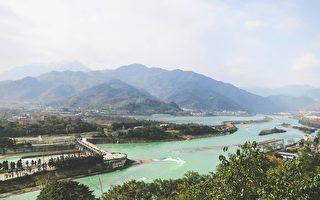 世界唯一無壩引水都江堰  中華科學文明活見證