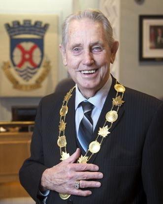 市長戈登·克蘭茨(Gordon Krantz)