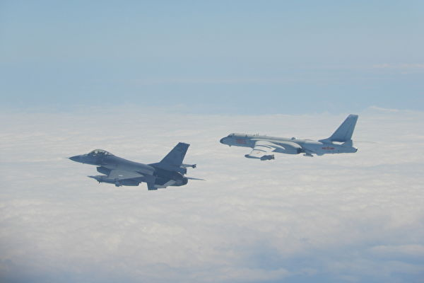 中共37戰機擾台 專家:幫助台灣議題國際化