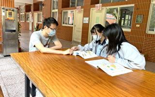 南崁高中獲贈SGS認證原木桌板  師生感受愛關懷
