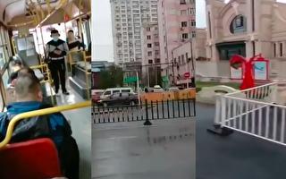 【現場視頻】哈爾濱火車站街頭人煙稀少