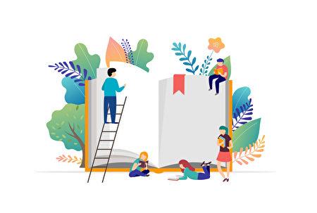 """""""职想阅读""""为主题规划活动,推出""""职人书包袋着走""""服务,民众只要一张借书证,就可以轻松把书""""袋""""回家。"""