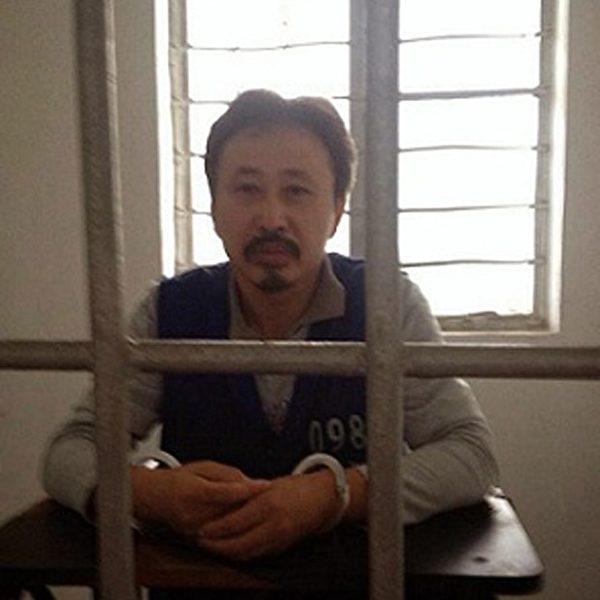 2019年5月14日,江蘇民主人士王默被江蘇淮安市公安分局抓捕,後與外界失聯。(受訪人供圖)