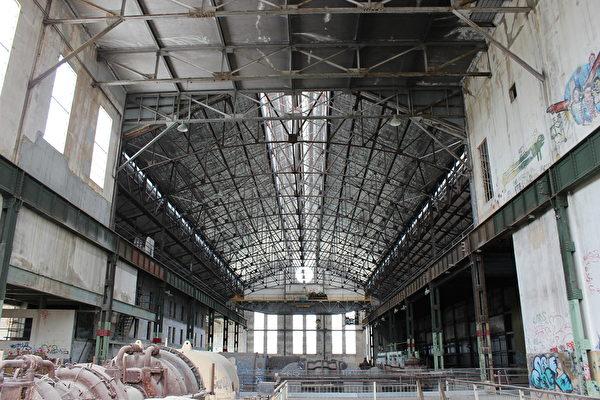 東珀斯發電站