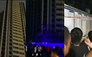廣西玉林一工地電梯墜落 致6死