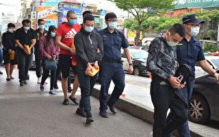 检、警、移民署联手  越南移工犯罪集团难逃法网