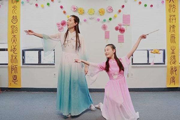 新世紀影視513慶祝活動劇照——歌伴舞《把法等》。(新世紀影視提供)