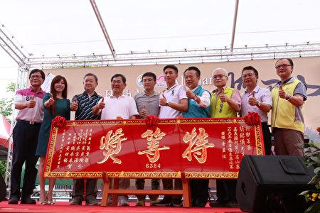 興樂茗茶簡銘儀先生參加「嘉義縣阿里山高山茶109年春季優良茶競賽」榮獲金萱組特等獎。