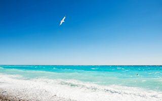 研究发现清爽海风里也含有微塑料