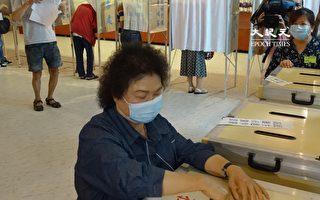 民進黨黨職選舉 陳菊:競爭不要失去和諧