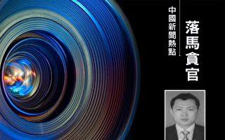 中共交通運輸部科技司前副司長(副廳級)袁鵬被指控受賄222萬餘元。(大紀元合成)