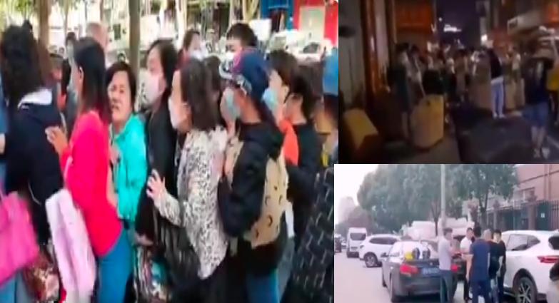 【現場影片】中共新規致頭盔價暴漲 惹民怨