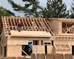 一月住房开工率下降 建筑许可量却超速