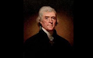 托馬斯·傑弗遜撰寫獨立宣言