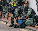 【新闻看点】美警港警大不同 中共趁乱大外宣