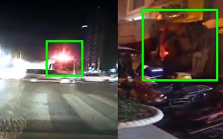 【現場視頻】四川灌車失控撞多車 致1死14傷