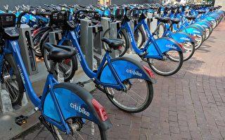 照顾急救员和医护  纽约Citi Bike免费骑一年