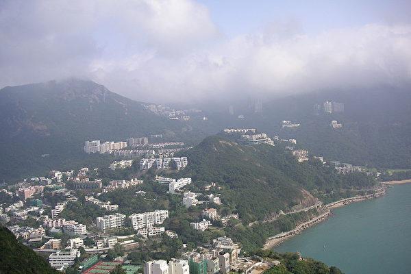 美國政府正在出售香港豪宅區一處物業