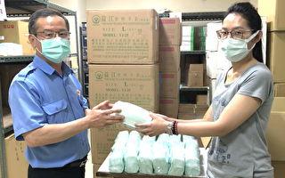 桃療政風單位加強稽核  防止防疫物資占為私用