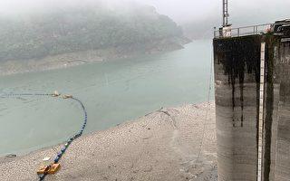 石門水庫集水區降雨 蓄水量希望不再跌破30%