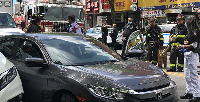 疫情緩和民眾出行增多 法拉盛交通執法加強