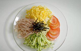 夏季吃日式凉面~爽口开胃又消暑