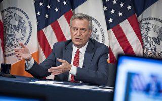 纽约市税收损失估计达90亿  呼吁联邦和州府金援