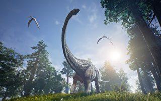 澳洲新发现长颈恐龙化石